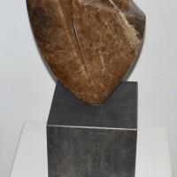 Halten, Brauner-Alabaster, 2013